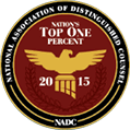 Top One Percent 2015